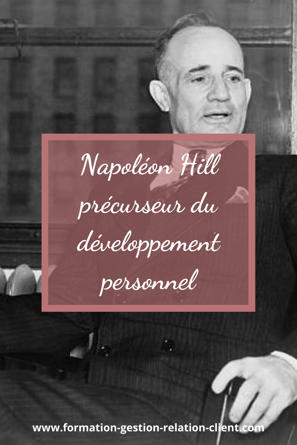 Interview - Napoléon Hills